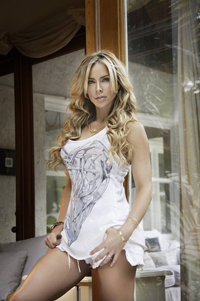 Aylin+Mujica+Revista+H Related Pictures Aylin Mujica Cojiendo Robby ...
