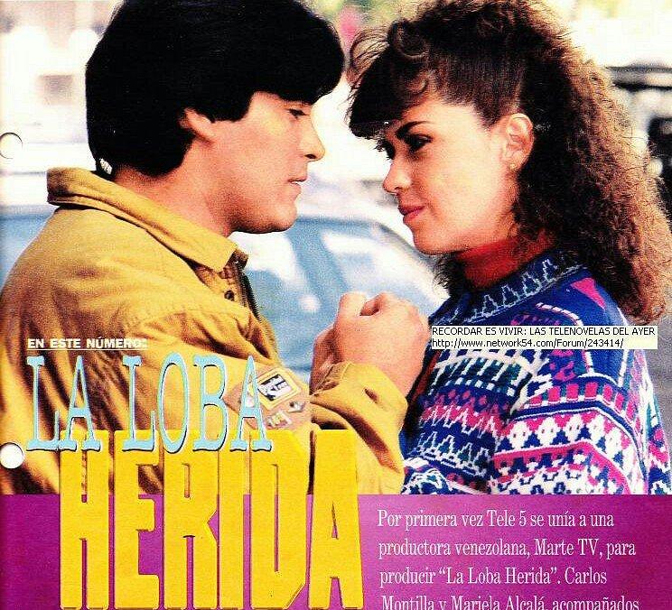 33159c02d9 La loba herida – Telenovely.net … vše o telenovelách na jednom místě