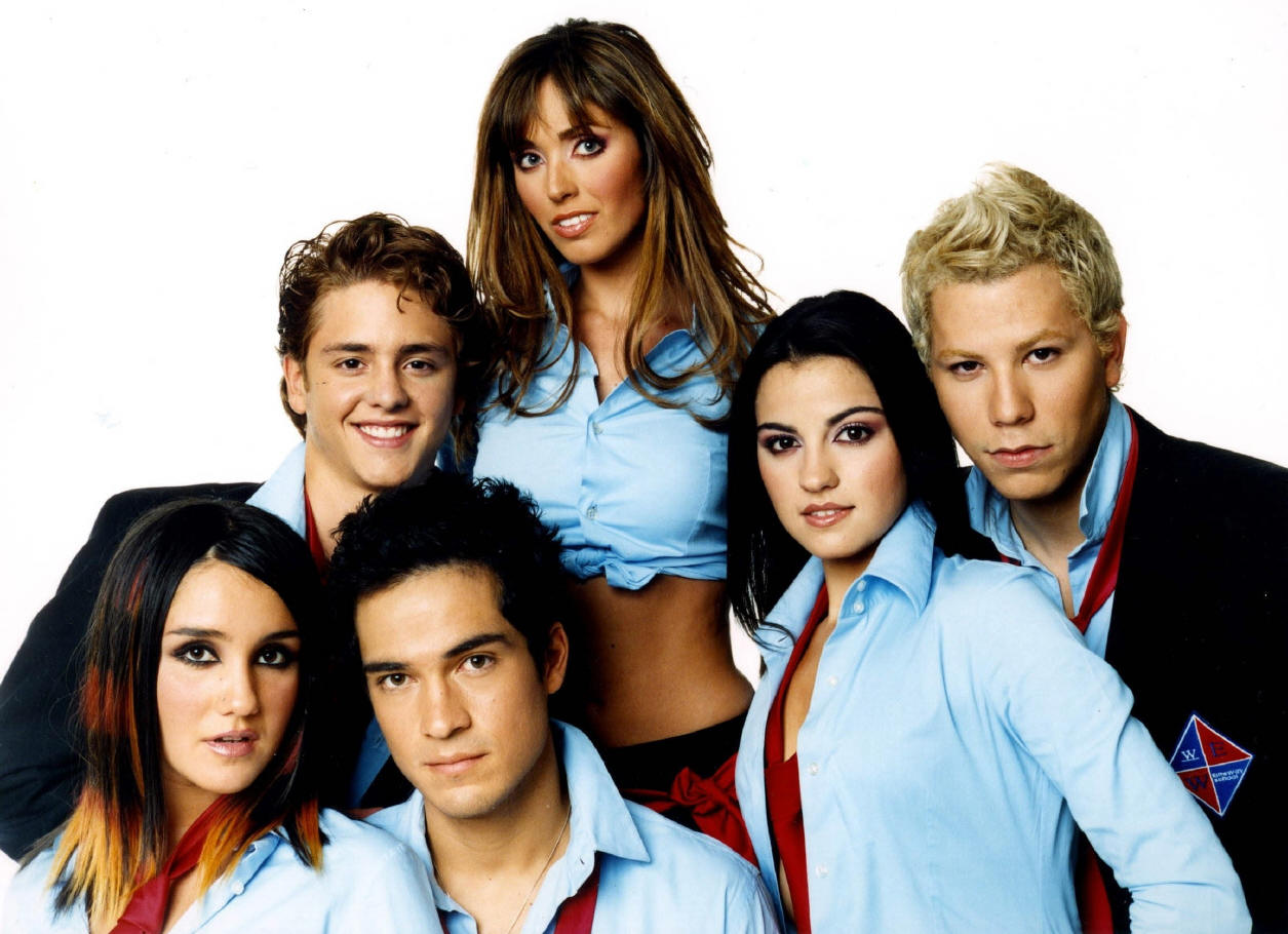 ver mejor video rebelde:
