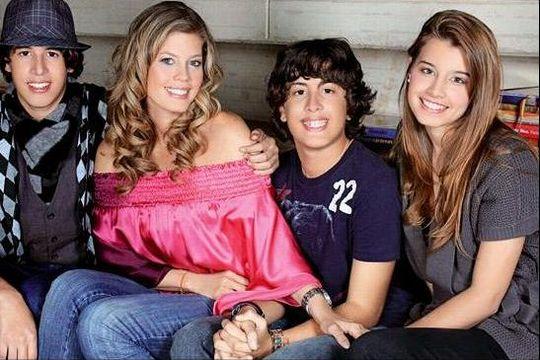 Děti - Lorna Cepeda - Telenovely.net ... vše o ... Jaime Camil Y Su Hija