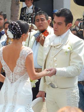 Boda Que Bonito Amor Danna Garcia Jorge Salinas 5